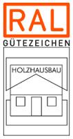 Qualität RAL-Gütezeichen Holzhaus